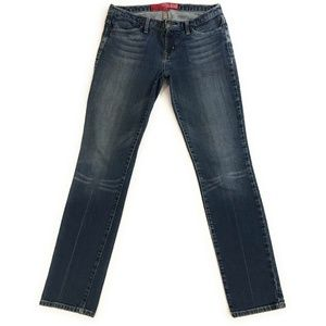 Guess Womens Skinny Straight Stretch Jeans, 30